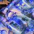 孔雀羽毛 期货 抽象 梭织 印花 连衣裙 衬衫 短裙 薄 女装 春夏 60621-135