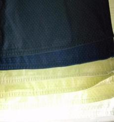 98%棉2%氨纶梭织斜纹涂料印花布