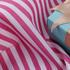 现货 全棉 条子 梭织 低弹 柔软 细腻 棉感 衬衫 连衣裙 男装 女装 春夏秋 71028-40