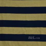 条纹 棉感 提花 平纹 连衣裙 外套 上衣 60701-22