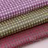 格子 棉感 色织 平纹 外套 衬衫 上衣 70622-36
