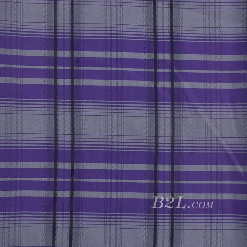 格子 棉感 色织 平纹 外套 衬衫 上衣 薄 70622-192