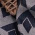 期货 几何  针织 低弹 染色 连衣裙 短裙 套装 女装 春秋 61212-19