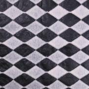 菱形 呢料 柔软 羊毛 大衣 外套 女装 70427-18