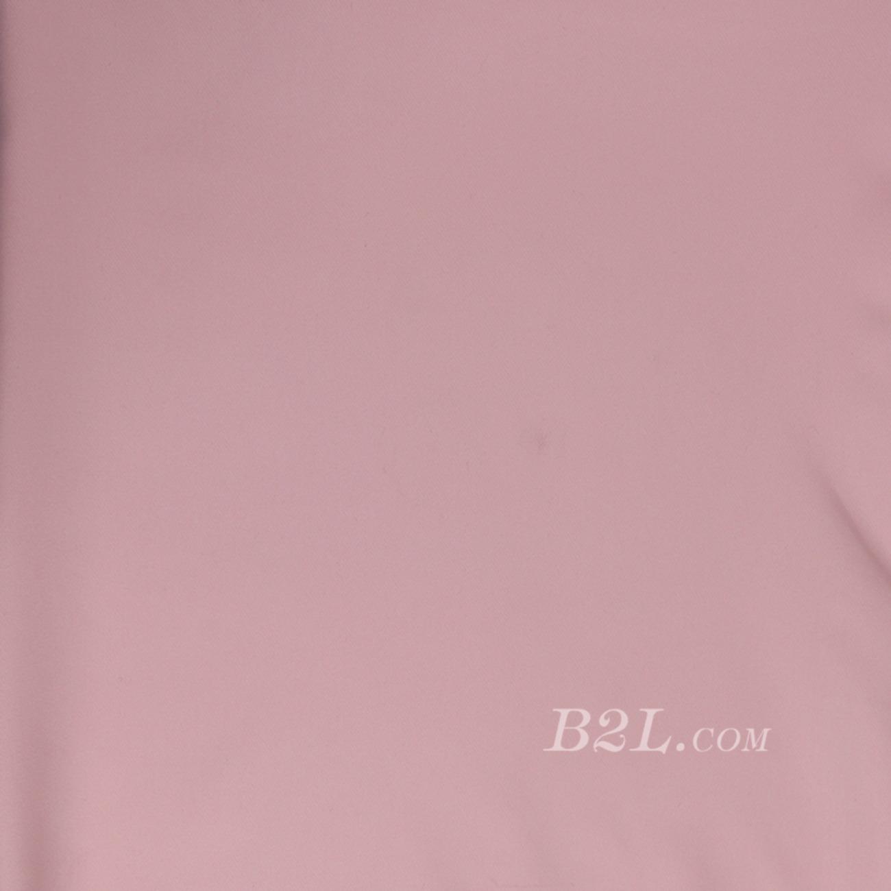 平纹梭织素色染色连衣裙 短裙 衬衫 无弹 春 秋 柔软 薄 70703-7