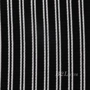条子 横条 圆机 针织 纬编 T恤 针织衫 连衣裙 棉感 弹力 罗纹 期货 60312-49