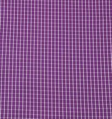 格子 梭织 色织 无弹 休闲时尚风格 衬衫 连衣裙 短裙 棉感 薄 全棉色织布 春夏秋 60929-150