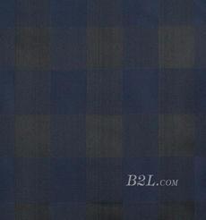 格子 棉感 色織 斜紋 外套 襯衫 上衣 70622-93