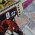 邮票 期货 印花 薄 柔软 连衣裙 衬衫 女装 春秋 60621-15