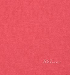 平紋梭織素色染色連衣裙 短裙 襯衫 低彈 春 秋 柔軟 70823-11