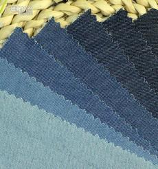 广德隆NZ119 棉加化纤梭织斜纹牛仔面料 时尚家庭装饰桌布台布套罩 礼服裙子裤子帽子鞋子箱包手提袋
