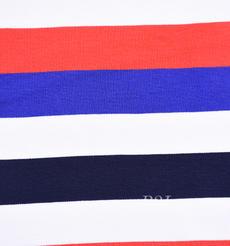 条子 横条 圆机 针织 纬编 T恤 针织衫 连衣裙 棉感弹力 期货 60311-22