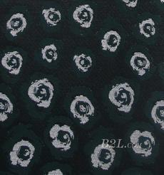 花朵 提花 色织 女装 外套 大衣 春秋 60401-77