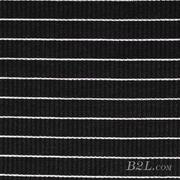 条子 竖条 圆机 针织 纬编 T恤 针织衫 连衣裙 棉感 弹力 罗纹 期货 60312-51