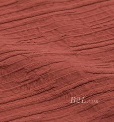 素色 梭織 染色 低彈 小提花 條子 全棉 連衣裙 襯衫 女裝  80604-28
