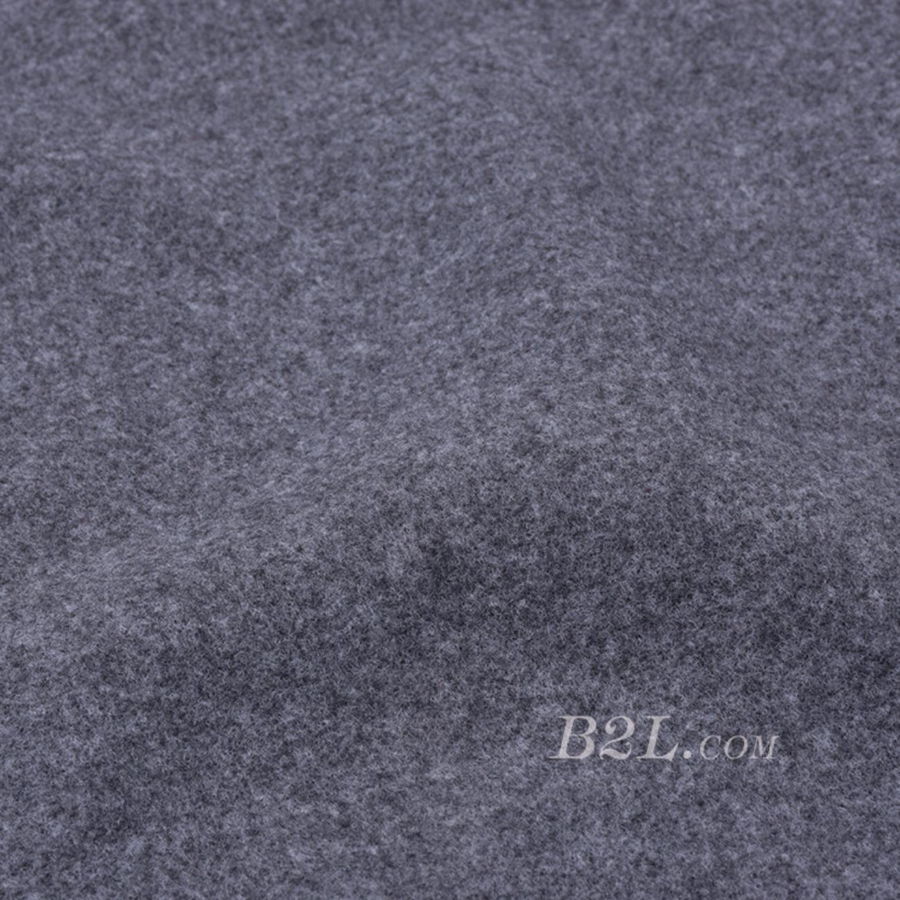 毛呢 梭织 素色 染色 龙凤呢 绒感 秋冬 大衣 外套 风衣 男装 女装 80611-12