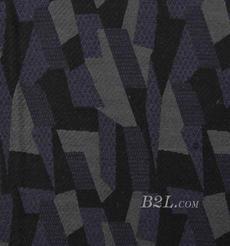 幾何 提花 色織 男裝 外套 大衣 春秋 60401-97