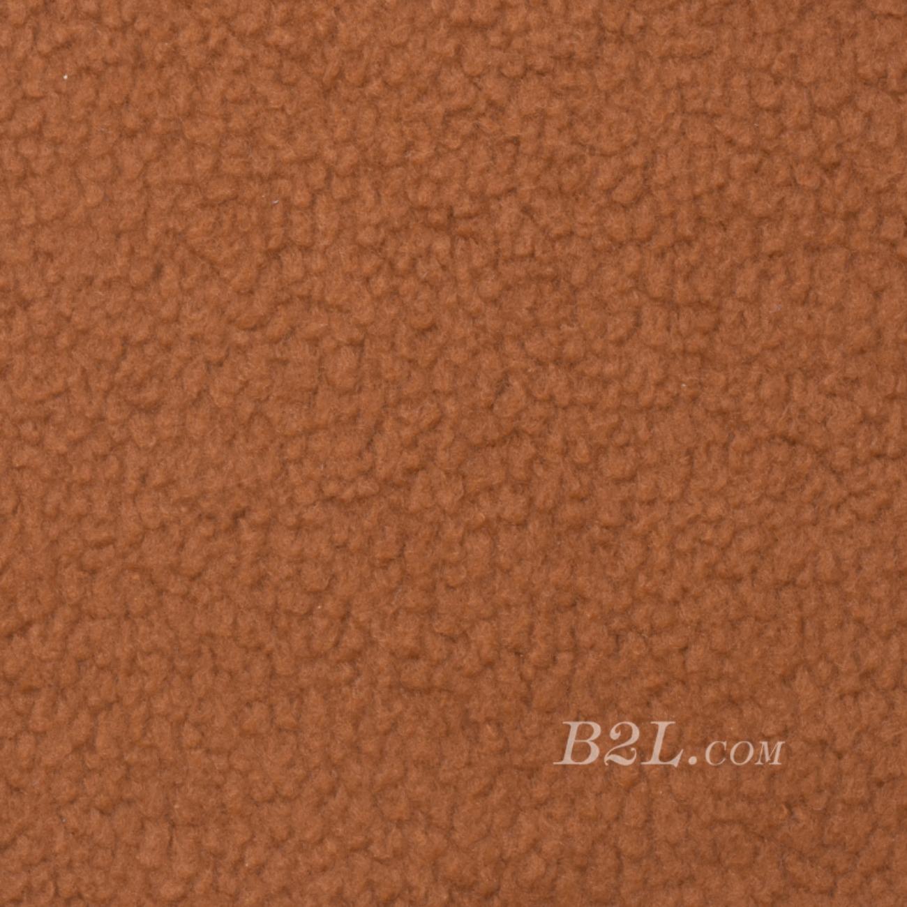 针织染色素色摇粒绒面料-秋冬卫衣外套面料81015-13