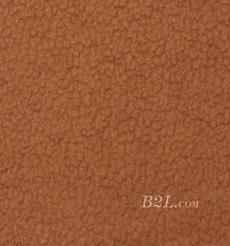 針織染色素色搖粒絨面料-秋冬衛衣外套面料81015-13