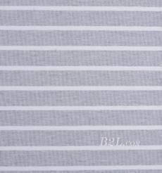 条子 横条 圆机 针织 纬编 棉感 弹力  T恤 针织衫 连衣裙 男装 女装 80131-1
