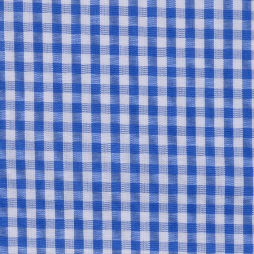 现货 全棉 格子 梭织 低弹 柔软 细腻 棉感 衬衫 连衣裙 男装 女装 春夏秋 71028-39