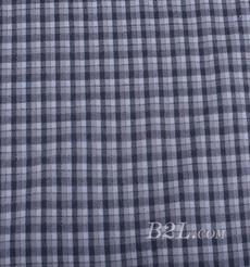梭織 格子 棉感 色織 斜紋 無彈 外套 襯衫 大衣 褲子 60620-15
