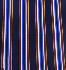 人棉 期货 条纹 梭织 印花 无弹 衬衫 连衣裙 短裙 薄 棉感 70522-60
