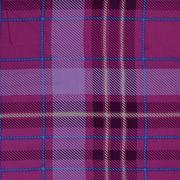 人棉期货格子梭织印花无弹衬衫连衣裙 短裙 薄 棉感 70522-23