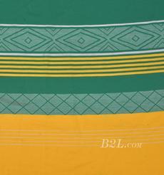 期货 针织 提花 单面 条子 高弹 棉感 连衣裙 T恤 女装 80509-9