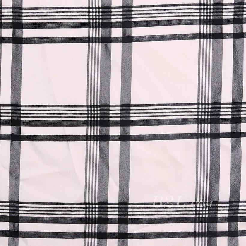 格子 棉感 色织 平纹 外套 衬衫 上衣 薄 70622-205