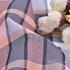格子 棉感 色织 平纹 外套 衬衫 上衣 70622-19