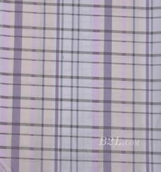格子 棉感 色織 平紋 外套 襯衫 上衣 70622-183