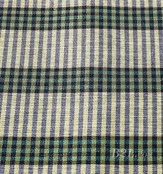 格子 棉感 色织 平纹 外套 连衣裙 70622-100