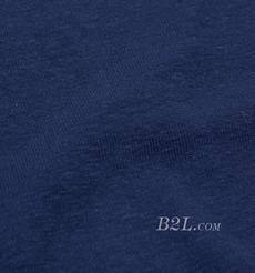 素色 针织 染色 短袖 柔软 女装 春夏 80520-11