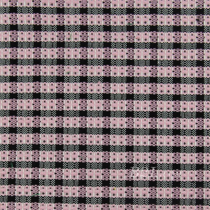 格子 提花 色织 女装 外套 大衣 春秋 期货 60401-99