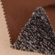 皮革 涂层 半哑光 素色 无弹  皮衣 风衣 大衣 偏厚 防水 复合 期货 70928-91