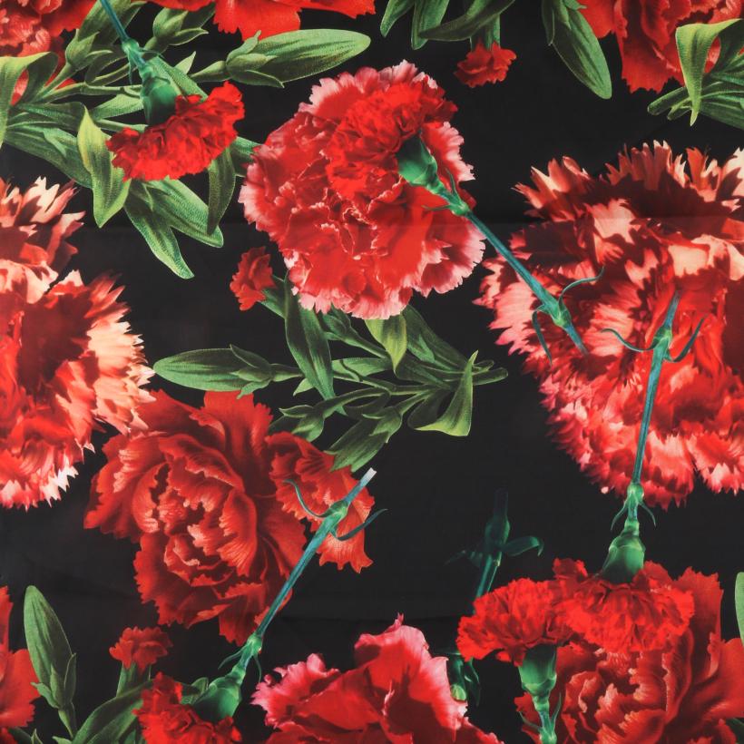 花朵 期货 梭织 印花 连衣裙 衬衫 短裙 薄 女装 春夏 60621-137