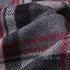 格子 呢料 柔软 羊毛 大衣 外套 女装 70629-5