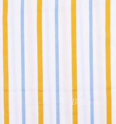 全人棉 人棉皱 条子 梭织 印花 低弹 连衣裙 衬衫 女装 春秋 71204-3