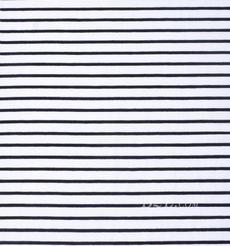 条子 横条 圆机 针织 纬编 T恤 针织衫 连衣裙 棉感 弹力 定位 罗纹 期货 60312-75