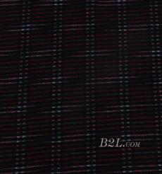 格子圆机 针织 纬编 T恤 针织衫 连衣裙 棉感弹力 期货 60311-68