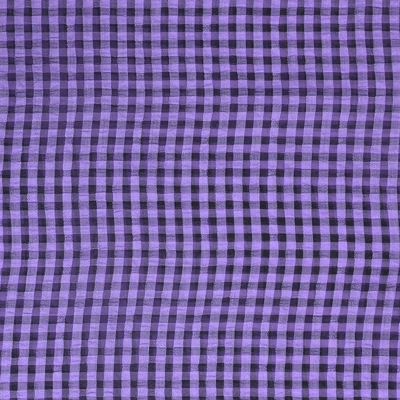 梭织 无弹 色织 全涤 雪纺 薄 柔软 连衣裙 衬衫 70305-2