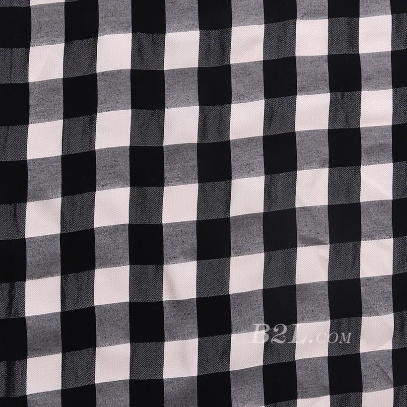 格子 棉感 色织 平纹 外套 衬衫 上衣 薄 70622-208