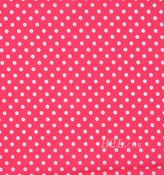 期货 印花 梭织 全棉 棉感 低弹 薄 连衣裙 衬衫 圆点 四季 女装 童装 80302-5