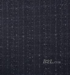 毛纺 梭织 染色 小香风 格子 秋冬 大衣 时装 91017-33