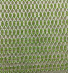 服装六边形三明治网布