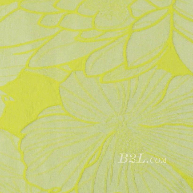 花朵 提花 色织 女装 外套 大衣 春秋 60409-17