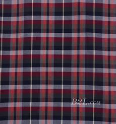 格子 棉感 色织 平纹 外套 衬衫 上衣 70622-133