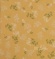 印花 梭织 染色 低弹 植物 花朵 斜纹 薄 春秋 连衣裙 时装 90311-23