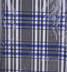 格子 梭織 色織 PU復合 低彈 春秋 大衣 外套 女裝 80714-20